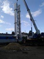 Завершается строительство БМК в Козловке