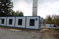 Министр Алексей Грищенко проверил готовность блочно-модульных котельных города Шумерля