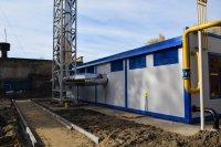 В городе Шумерля завершено строительство блочно-модульных котельных
