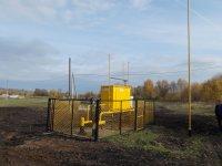 Реконструкция газорегуляторных пунктов