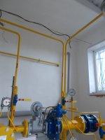 В с. Юманай реконструировали газорегуляторный пункт